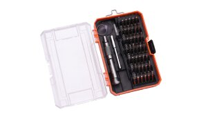 SCREWDRIVER SET 45pcs HARDEN